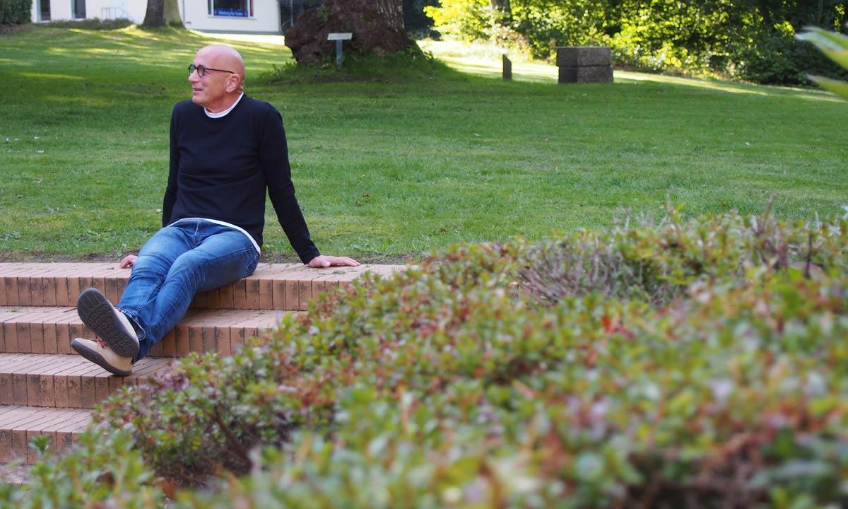 Jens Jakob Grundvad, psykoterapeut og parterapeut